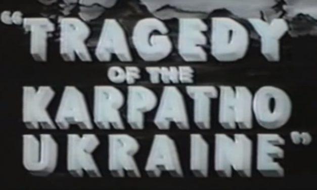 Трагедія Карпатської України, Каленик Лисюк, 1939