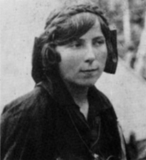 Ростислава Бірчак - донька Володимира Бірчака