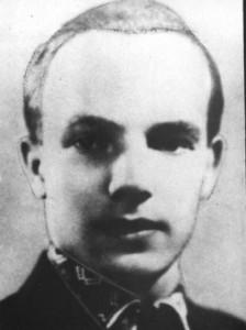 Олександр Блистів, фото з Пластового Альманаху