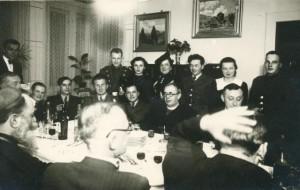 Вечеря знагоди посвячення українсько-американського дому в Хусті