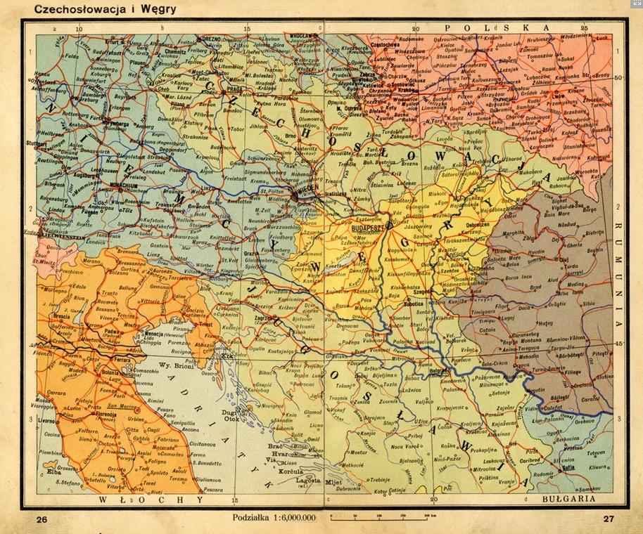 Позиція Румунії у справі угорської окупації Карпатської України