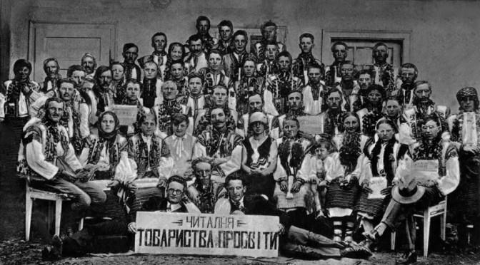 """Степан Клочурак: національне питання і """"языковой вопрос"""""""