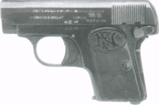 Кишеньковий пістолет FN Browning зразка 1906 p