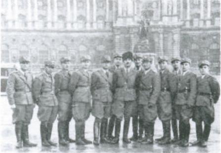 Січова делегація у Відні