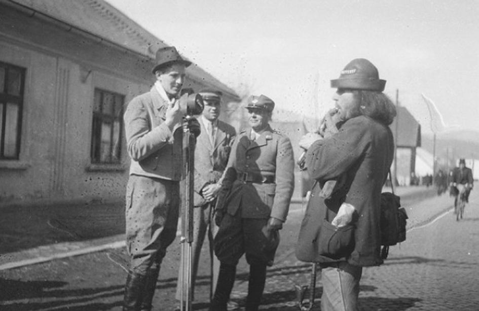 Каленик Лисюк: спогад про Карпатську Україну 1939 року