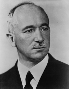 Президент Чехословаччини Едуард Бенеш