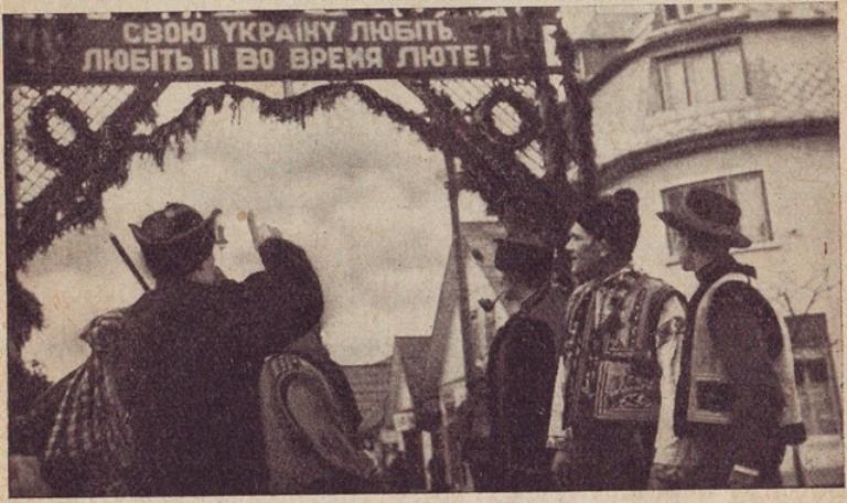 Що писала європейська преса про бої в Карпатській Україні