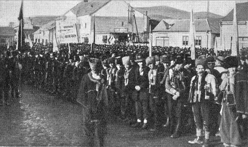 Спомини про Карпатську Україну: 11березня 1939