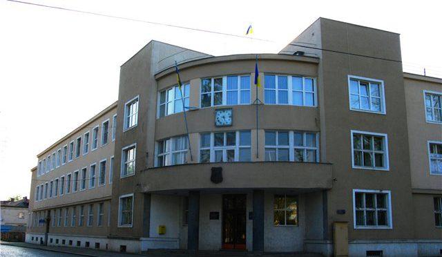 Будинок Уряду Карпатської України, сучасний вигляд, Хуст, Закарпаття