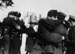 Угорсько-польське братання після окупації Карпатської України