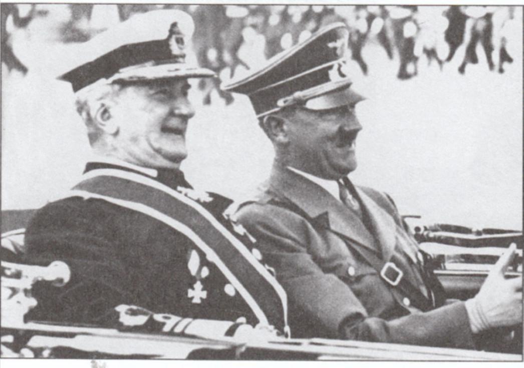 Лист Міклоша Горті Адольфу Гітлеру