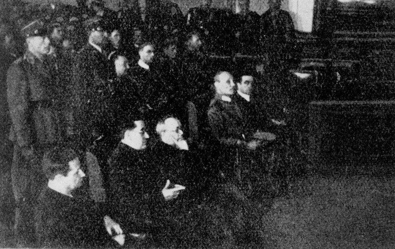 Друге і третє засідання Сойму Карпатської України
