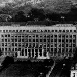 Будинок уряду, сьогодні - будинок Закарпатської ОДА та Ради