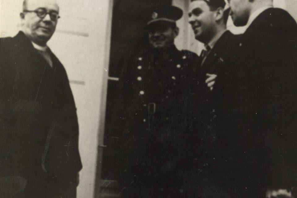 Звернення Августина Волошина до військовослужбовців чехосло-вацької армії