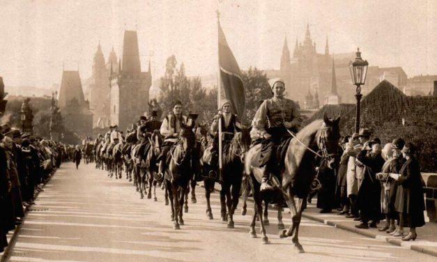 Під урядуванням Праги, УІНП