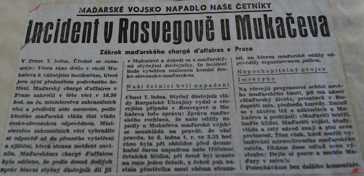 Vecernik narodni prace, 7.01.1939