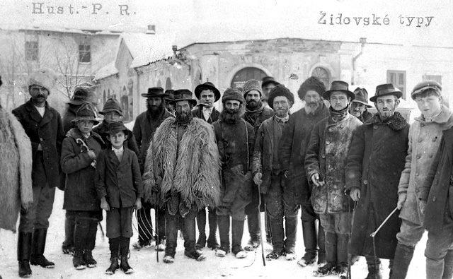 Єврейська громада Хуста. 1930-ті