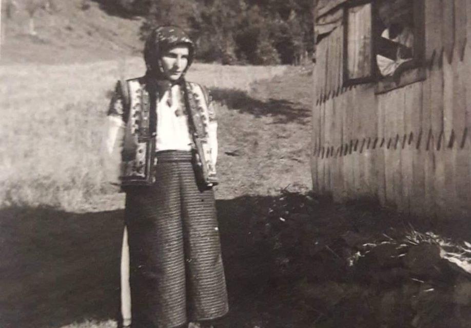 Мама Івана Мирона