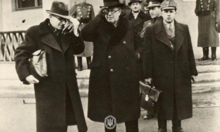 Василь Гренджа-Донський: 13 листопада 1938