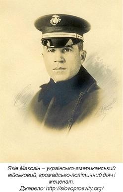 Яків Макогін
