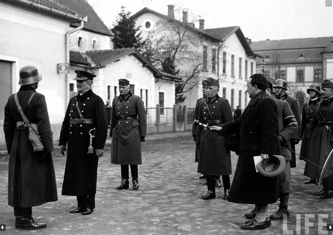Під чоботом окупанта: 15 березня 1939
