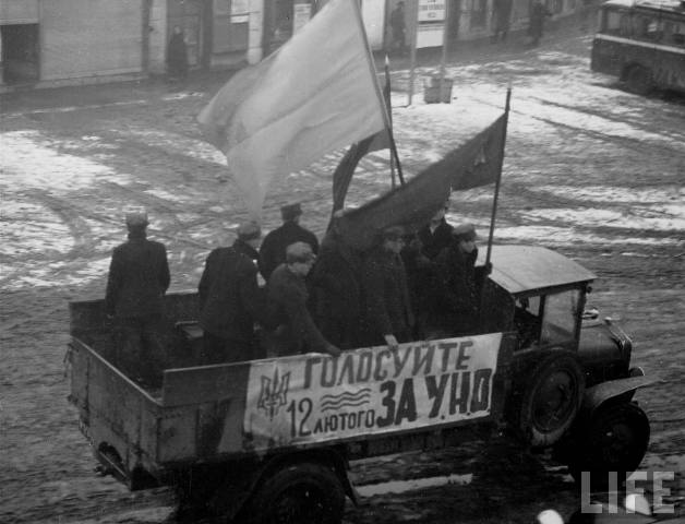Василь Гренджа-Донський: 15 лютого 1939
