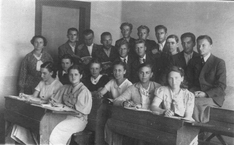 Інформація про діяльність Союзу карпатських українських студентів у Празі