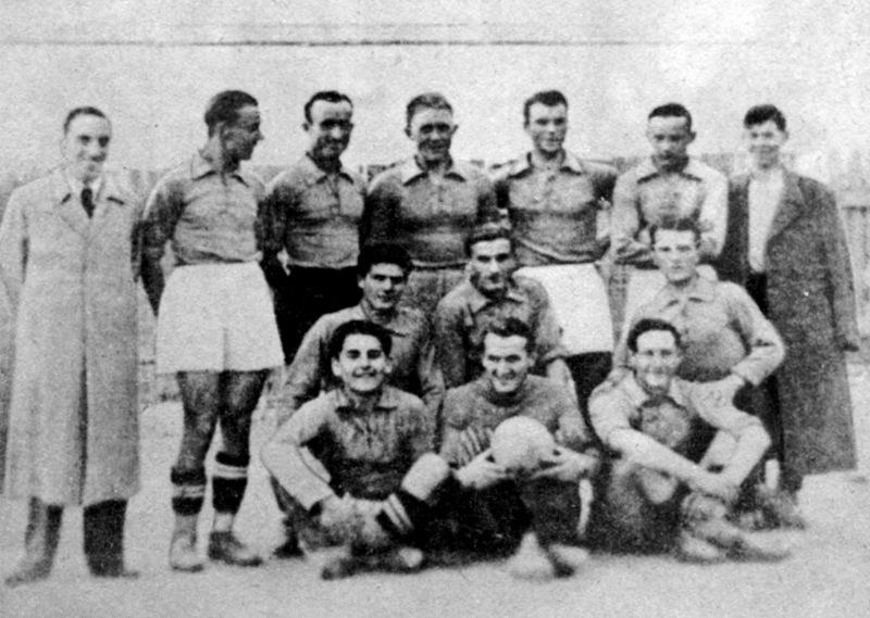 Футбол та футболісти на Закарпатті у міжвоєнний період