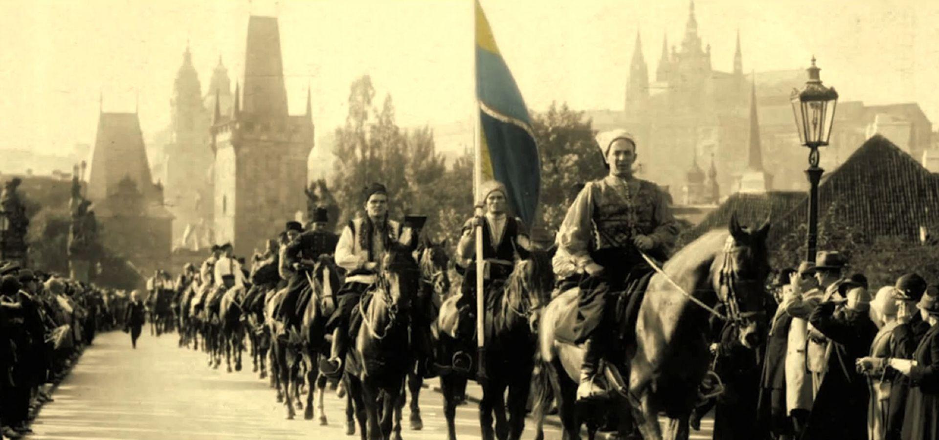 Українська проблема, цензурована в Празі