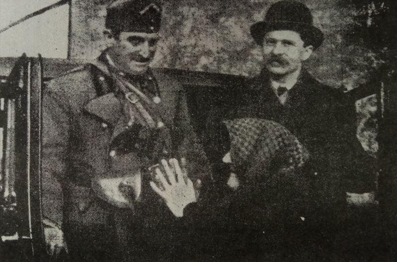 Василь Гренджа-Донський: Вівторок, 16-го травня 1939