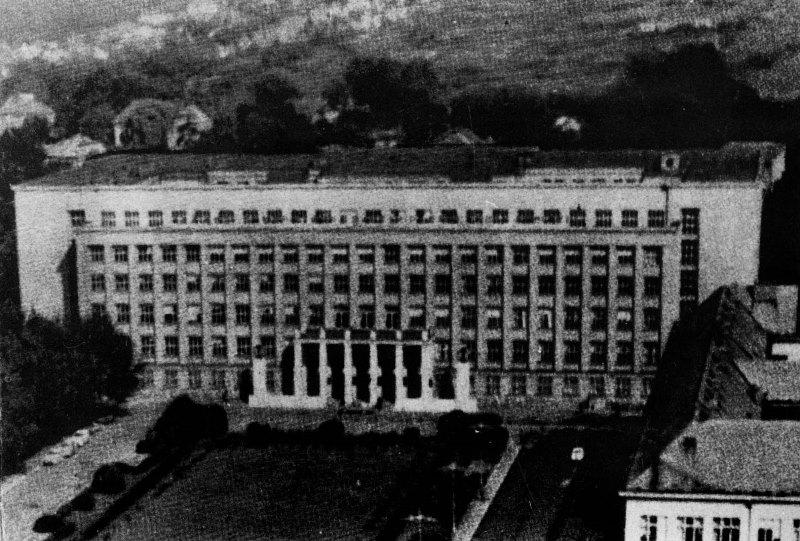 Василь Гренджа-Донський: 6 листопада 1938