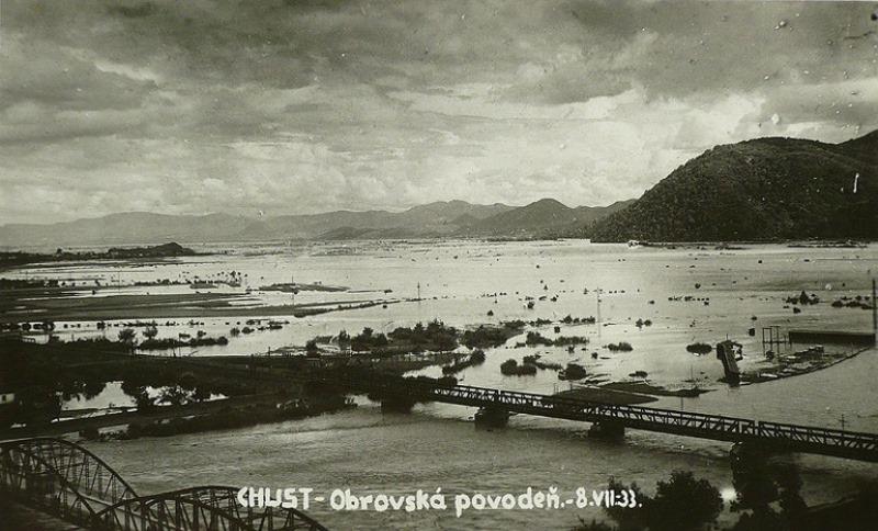 Укріплення правого берега річки Тиси у районі с. Сірма