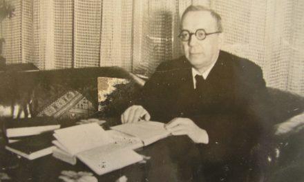 Сюжет 7. Августин Волошин: від учителя до президента, УІНП