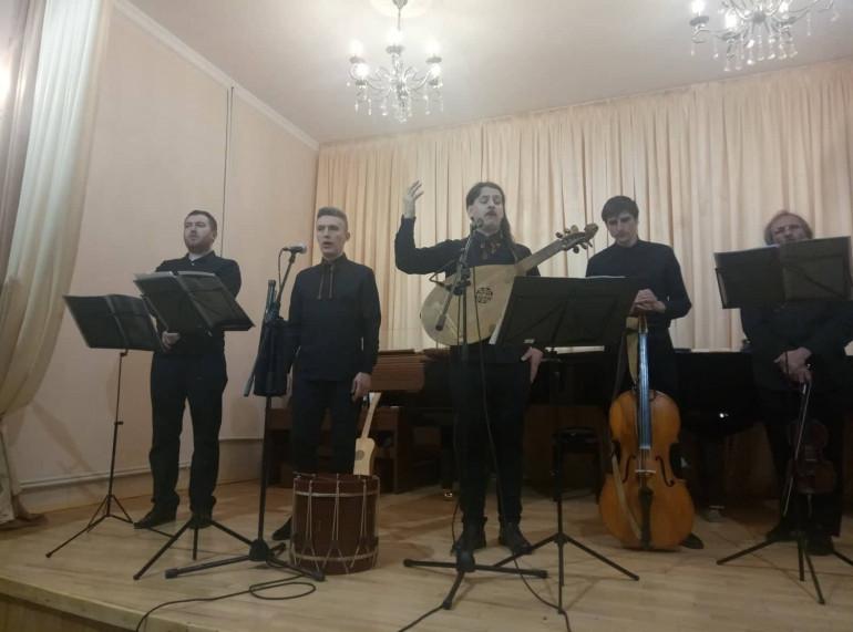 Хорея Козацька: концерт до 80-ліття Карпатської України