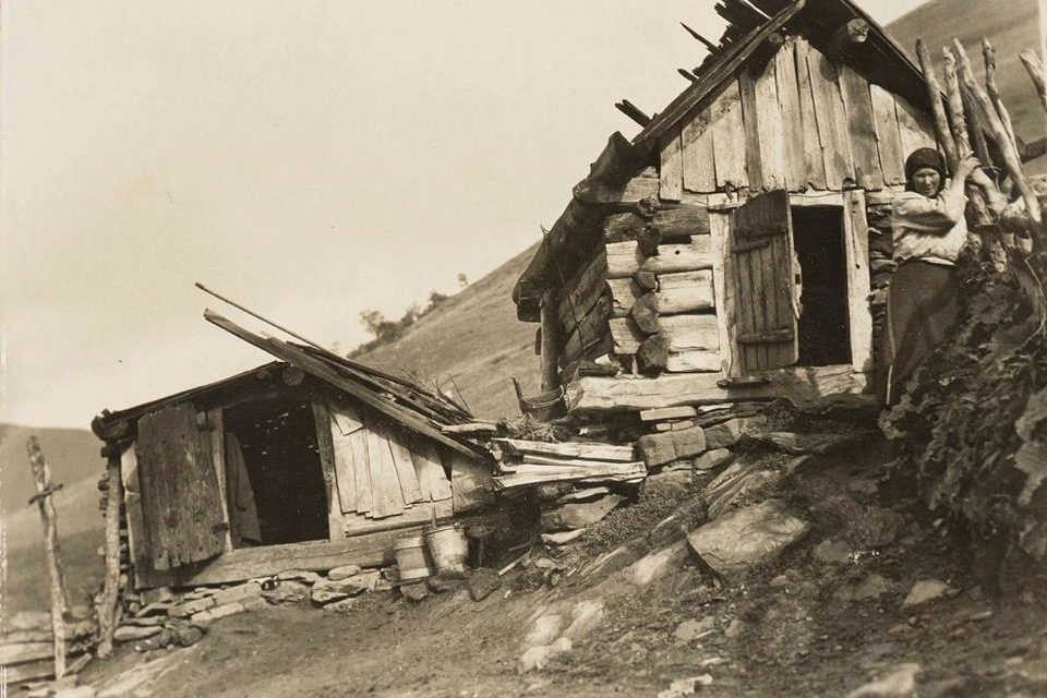 Закарпатська гуцулія на світлинах Богуміла Вавроушека (1875-1939)