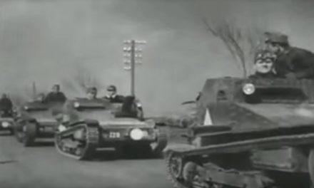 Вступ угорських військ до м. Хуст у березні 1939 р
